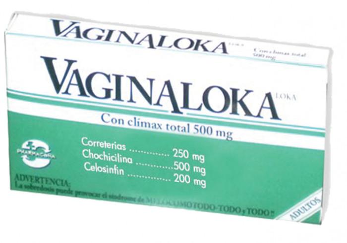 Pastillas Vaginaloka