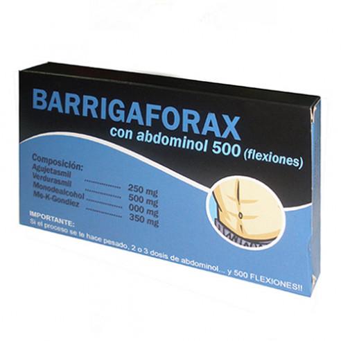 Pastillas Barrigaforax