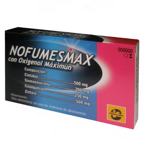 Pastillas Nofumesmax