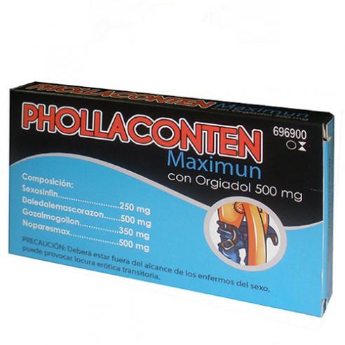 Pastillas Phollaconten
