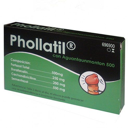 Pastillas Phollatil