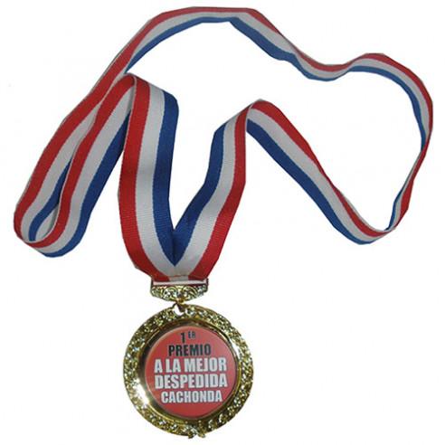 Medalla Mejor Despedida