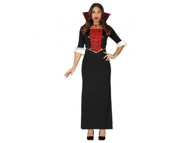 Disfraz de Reina de las vampiresas