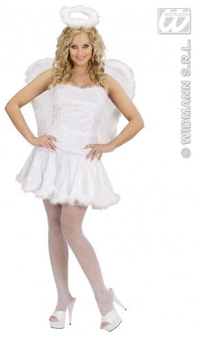 Disfraz de ángel mujer