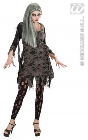 Disfraz de zombie mujer