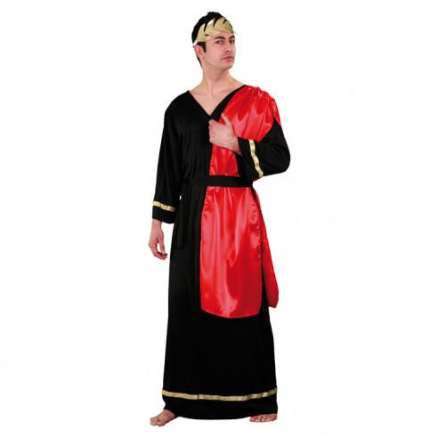 Disfraz Emperador Rojo y Negro