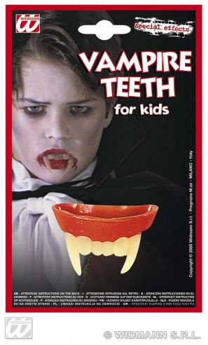 Dientes de Vampiro Infantiles