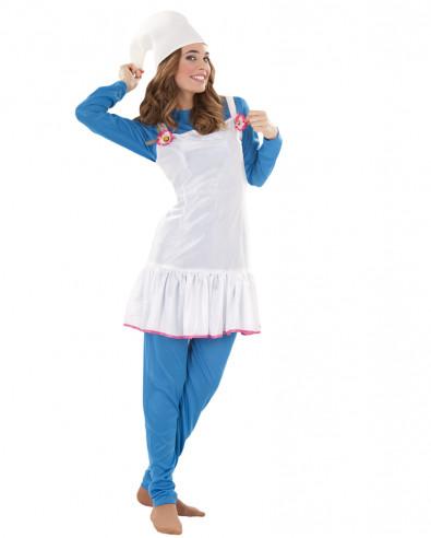 Duende Azul Mujer
