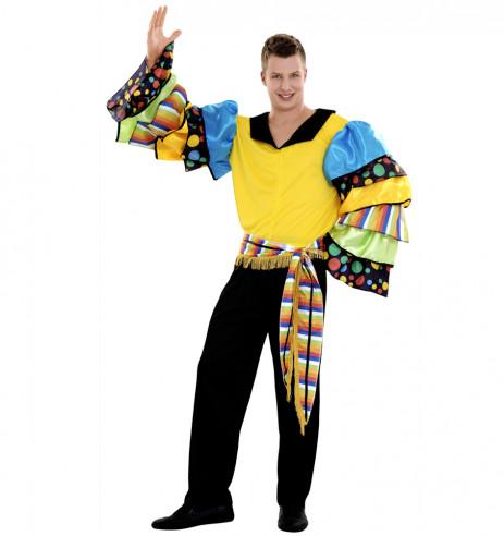 Disfraz Salsa Hombre