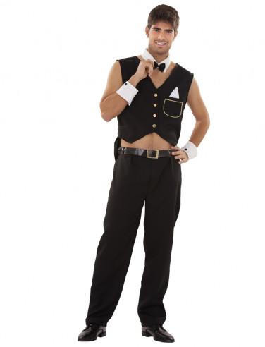 Disfraz  de Mayordomo Sexy