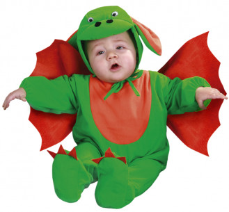 Disfraz Dragoncito Bebé