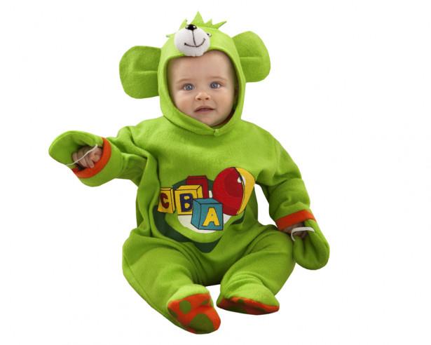 Disfraz Osito Juegos Bebé
