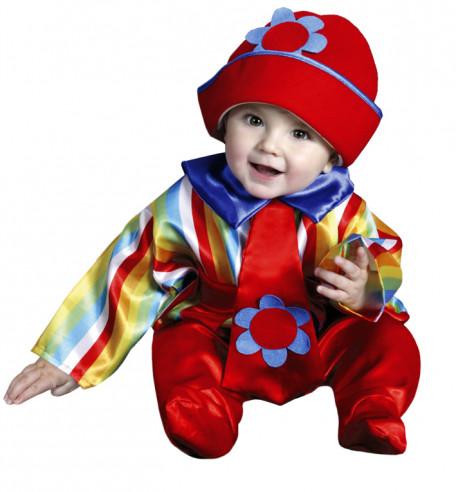 Disfraz Payaso para Bebé