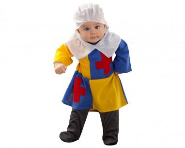 Disfraz Don Rodrigo Bebé