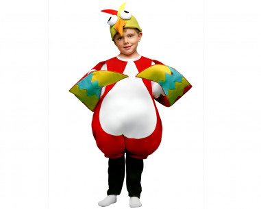 Disfraz Pájaro Loco Niño