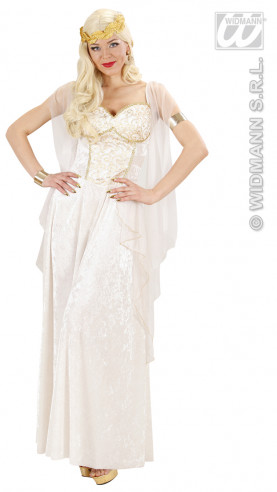 Disfraz Mujer Del Olimpo