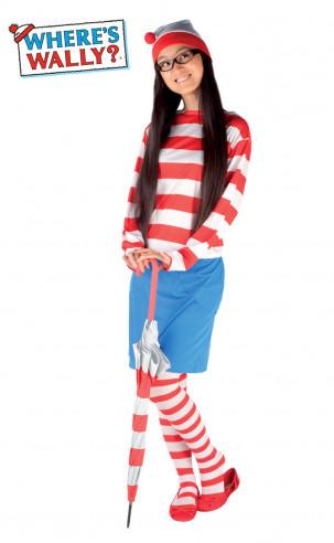 Disfraz De Wally Para Mujer