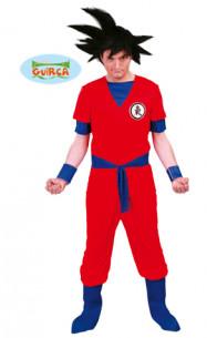 Disfraz Goku