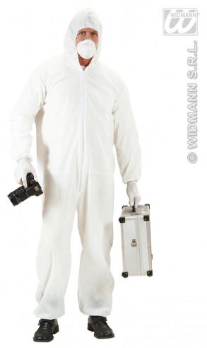 Disfraz Investigador Escena Del Crimen