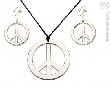 Pendientes y Collar Hippie