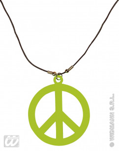 Collar Hippie Fluorescente