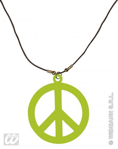 Collar Hippie Fluorescente