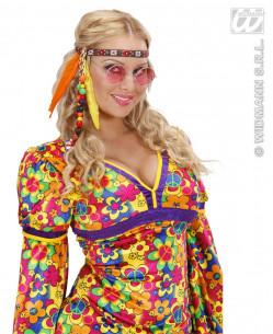 Cinta Hippie Con Perlas Y...