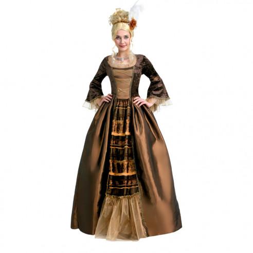 Disfraz Reina Medieval Lujo