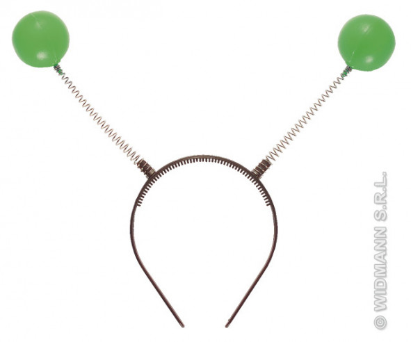 Antena De Bolas Verdes