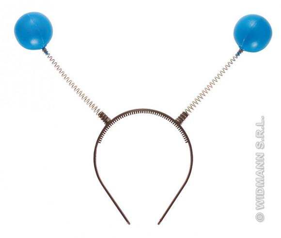 Antena De Bolas Azules