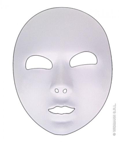 Máscara Tela Blanca