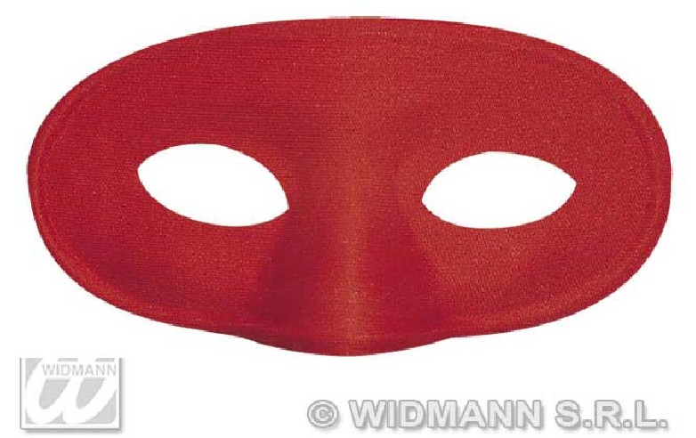 Antifaz Enmascarado Rojo