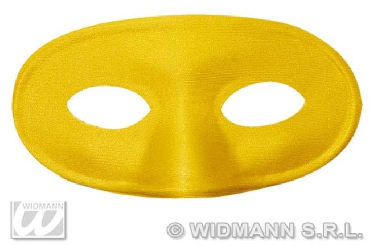Antifaz Enmascarado Amarillo