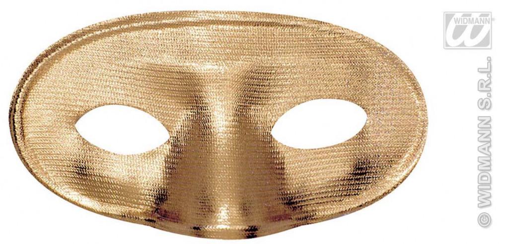 Antifaz Enmascarado Oro