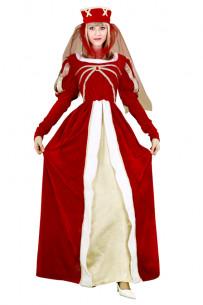 Disfraz Princesa Real
