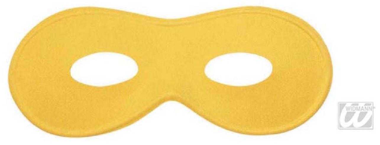 Máscara Capricho Amarillo