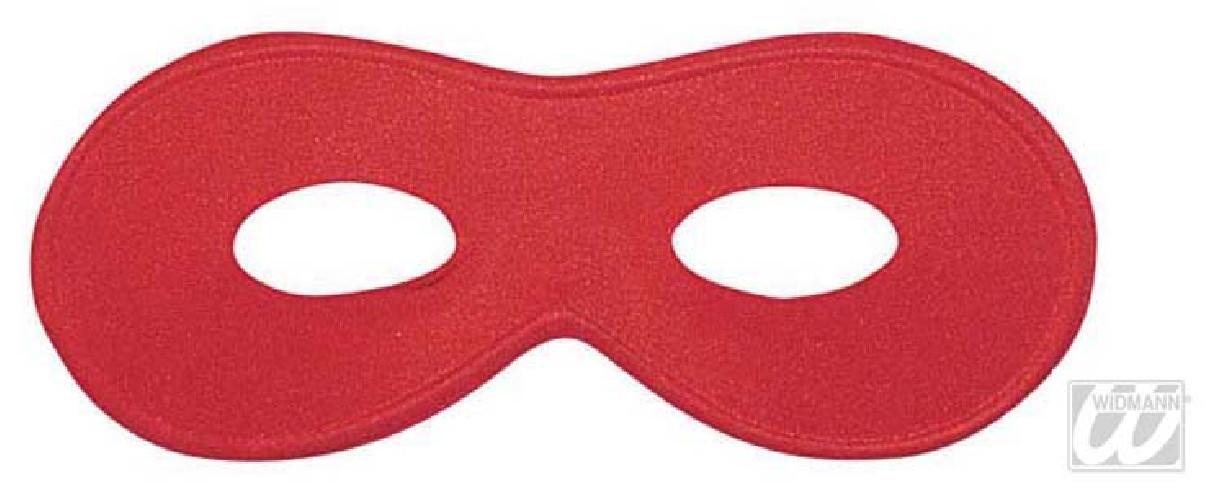 Máscara Capricho Rojo