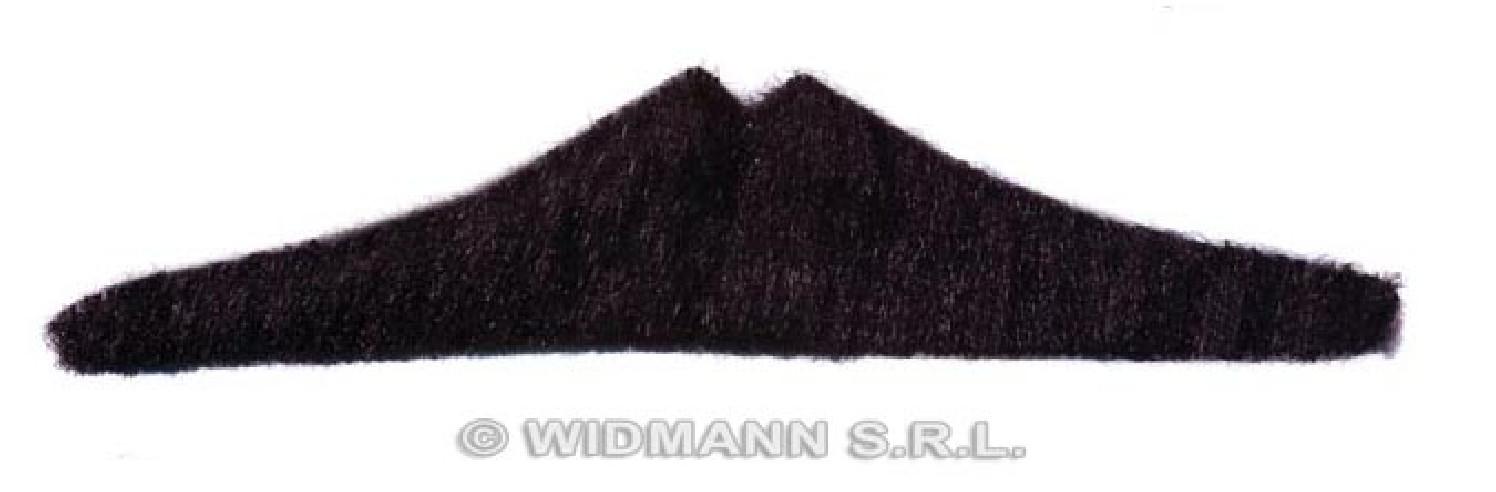 Bigote Negro Adhesivo 5