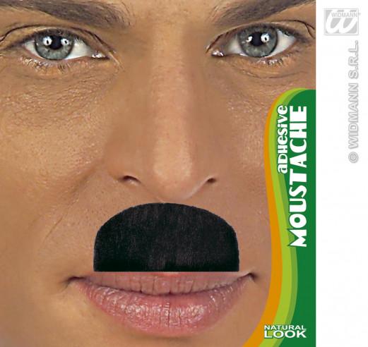 Bigote Negro Chaplin