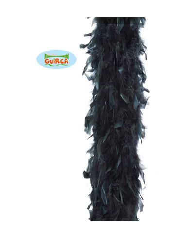 Boa Negra 40 Gr. 180 Cm.