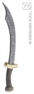 Cuchillo Árabe 46 Cm