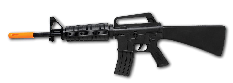 Fusil De Asalto 68 Cm