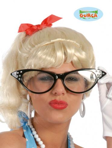 Gafas Secretaria Picudas