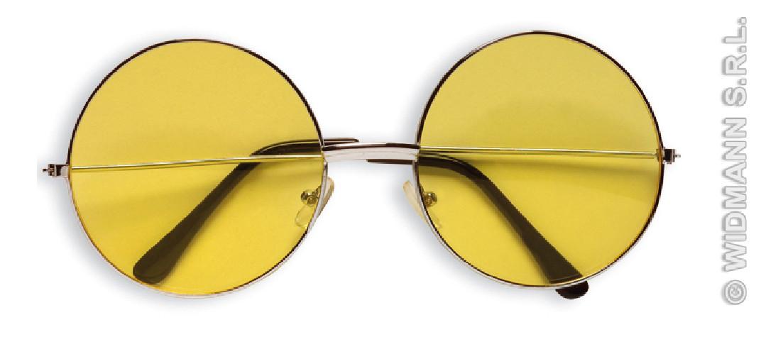 Gafas Años 70 Amarillas