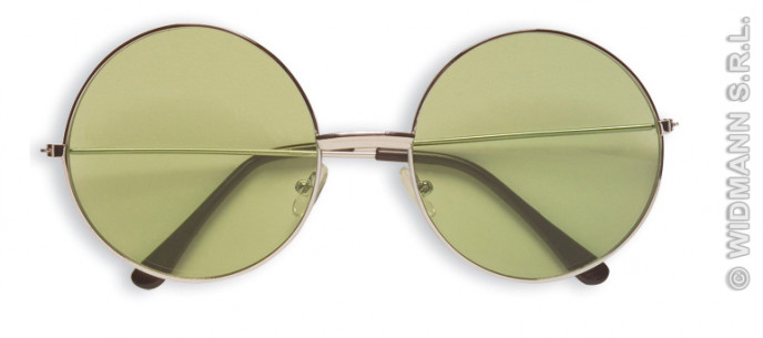 Gafas Años 70 Verdes