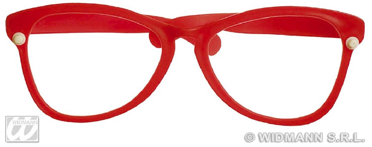 Gafas Gigantes Rojas