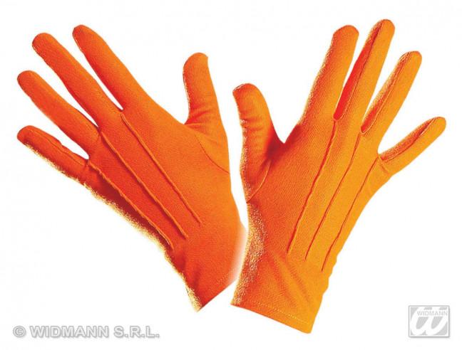Guantes Naranjas