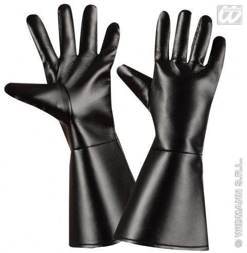Guantes Cowoy Negros