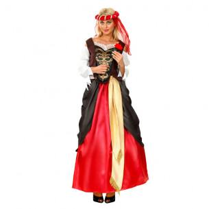 Disfraz Mujer del Renacimiento