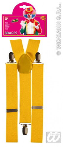 Tirantes Fluorescentes Amarillos